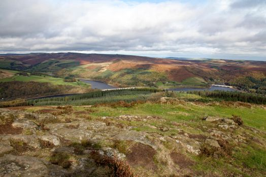From Win Hill Derbyshire 2 by mzkate
