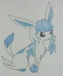 Unconfirmed Bluekiss Glaceon by BluuKiss