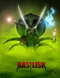 Basilisk by Primogenitor34