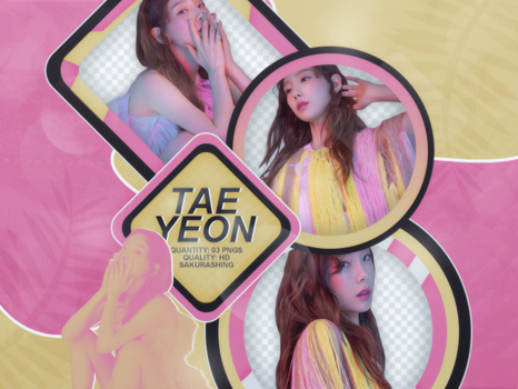 [PACK PNG #072] - Taeyeon by sakurashing