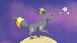 Umbreon by Takoto