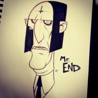 Mr. End by Zatransis