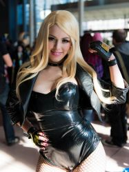 Black Canary by nadyasonika