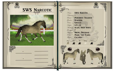 SWS Narcotic - OLD by CalyArt