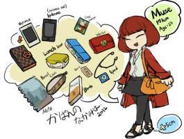 in a bag by muse-kr