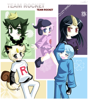 Team Rocket_Pokemon