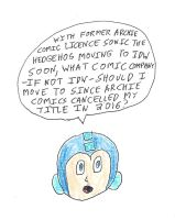 Mega Man's question by dth1971
