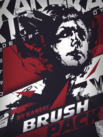BRUSH PACK // 1 by Kaneki-Arts