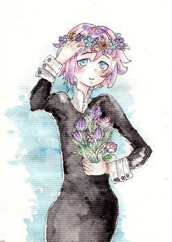 Crona by rarane--aren