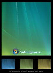 Vista Highways by MohsinNaqi