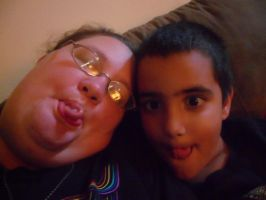 Day 104: Silly Faces by Caedy