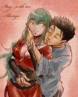 Stay with me. Always. by rayn44