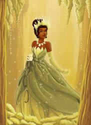 Tiana by rithgroove