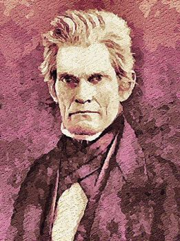 John C.Calhoun by peterpicture