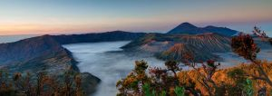 The View of Mount Bromo by rylphotography