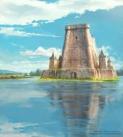 Riverrun - Game of Thrones TCG by jcbarquet