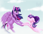 Let Me Show You Friendship by DoeKitty