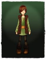 HTTYD: Hiccup by YukiHyo