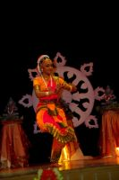Indian Dance V by esee