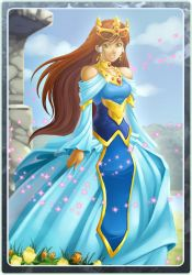 Card design - Princess by LightBlackStudios