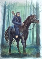 War for the Planet of the Apes by VSales