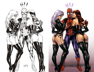 Spiderman --Benes-- by abraaolucas