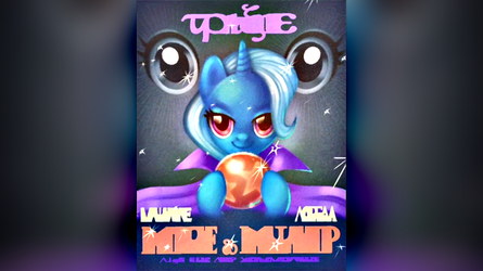 Trixie's Poster by dadiocoleman