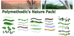 Nature Brush Pack! by Polymethodic