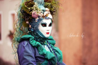 Venice III by Luthiae