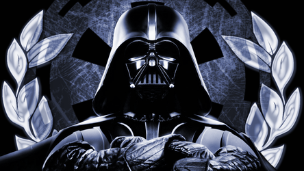 Darth Vader: Indestructible by Electricboa
