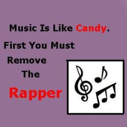 Music Is Like Candy... by DontYouDareKickThat4
