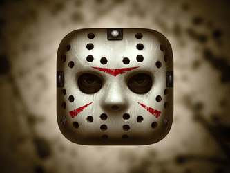 Friday the 13th, Jason icon by AndreyRudenko