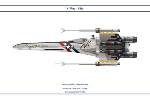 Fantasy 869 X-Wing VF-2 US Navy by WS-Clave