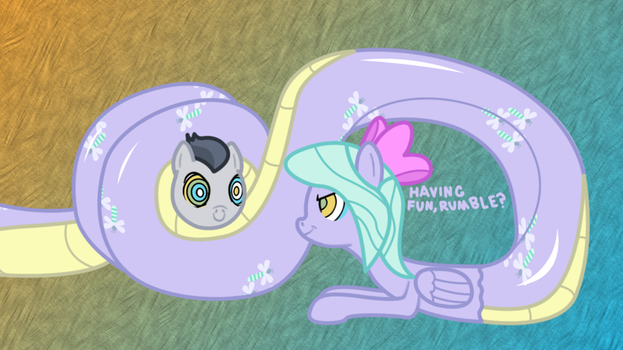 Flitter and Rumble: Hypno by Hypnopony