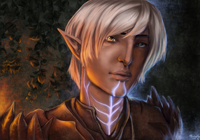 Fenris by Allelopatia