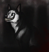 Doggo from Heck by SinjaWolfpaw