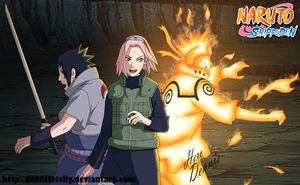 Team 7 is back! - Lineart colored by DennisStelly