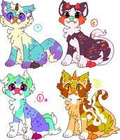 Chimera adopts:CLOSED by Pand-ASS