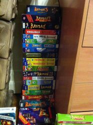 Rayman Collection #2 by OldClassicGamer