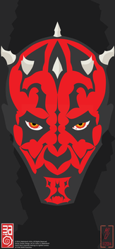 Darth Maul Poster#1 by Makintosh91