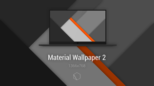 Material Wallpaper 2 by TheButterCat