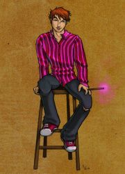 Valentine Fred by Starhorse by xDrop-Dead-Fred