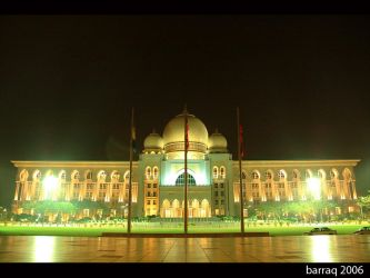 the palace of justice by barraq