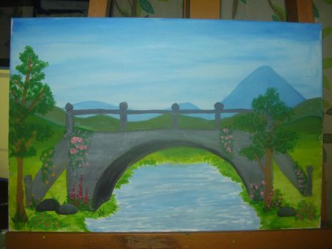 The Bridge by kahlil-ARTist