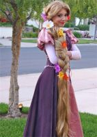 Rupunzel Cosplay by swanny1