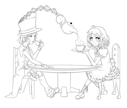 Mad as a Hatter 2010 ASG by Shironotenshi
