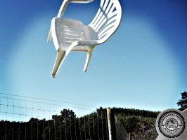 Chair in the Air 3 by NewWorldPunk