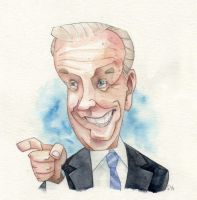 Joe Biden by WonderDookie