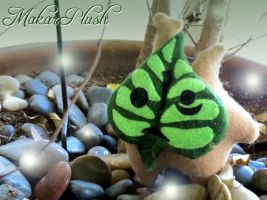 Legend of Zelda WW - Makar Plush by Tomo-Chi