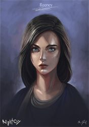Project Scissors: NightCry - Rooney *portrait by Chris-Darril